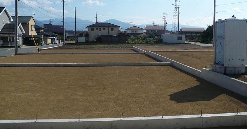 長野市及び近郊で住宅用土地を探しています